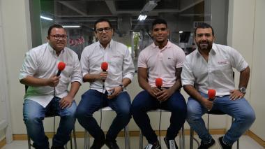 En la Jugada | Rafael Pérez habla de los cuadrangulares semifinales
