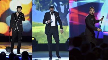 En video | Yatra, Juan Luis Guerra, Ozuna, entre otros, cantan éxitos de Juanes para homenajearlo