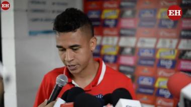 """En video   """"Teo es el mejor jugador de Colombia y es un privilegio tenerlo en el Junior"""": Cantillo"""