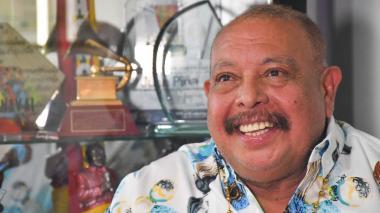En video | Juan Piña, el gladiador de la música tropical