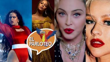 El Parloteo | Estrellas que fortalecen a la mujer con sus canciones