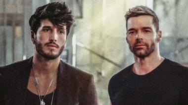 En video   Sebastián Yatra estrena 'Falta Amor' junto a Ricky Martin
