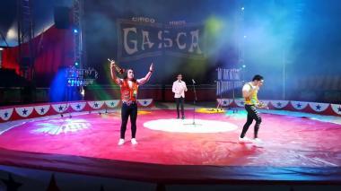 En video   Así fue la función especial del Circo de Los Hermanos Gasca