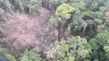 En video | Así fue el operativo en el que abatieron a 'Mocho Tierra', en Bolívar