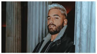 Maluma presenta versión urbana de ADMV con video grabado en Grecia