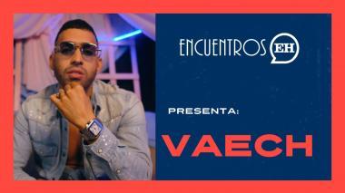 #EncuentrosEH | Vaech debuta como solista con 'Mal de amor'