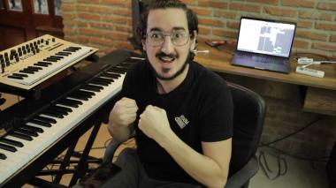 Jaarp lanza pieza a piano titulada 'Lugna'