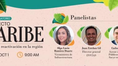 En video | Conversatorio Proyecto Caribe