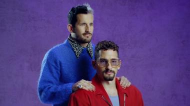 Mau y Ricky presentan 'La grosera'