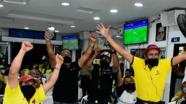 En video | Jugadores de la Selección piden a hinchas cuidarse en casa