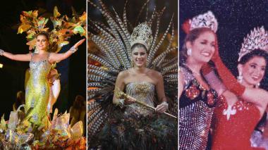 Especial de coronaciones del Carnaval de Barranquilla: 'La Reina soy yo'