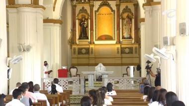La Ruta de la Fe | Acto litúrgico de la Pasión de Cristo