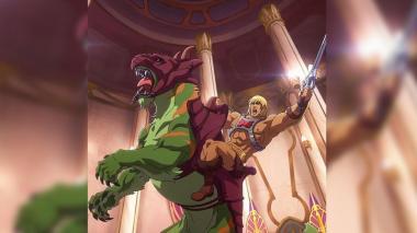 Netflix presenta el tráiler de la nueva serie animada He-Man