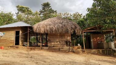 Captura Otoniel: Primeras imágenes de la vivienda donde se escondía Dairo Úsuga, alias Otoniel