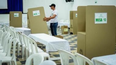 Tiempo del voto obligatorio transitorio