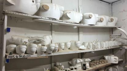Del taller a la casa, producir artesanías durante la pandemia
