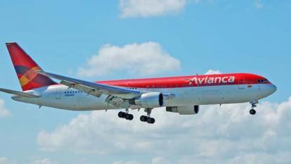 60 minutos de retraso registraron varios vuelos de las empresas Lan y Avianca por el mal estado del tiempo que se registró en la mañana del viernes.