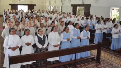 Comunidades católicas celebran este domingo el día mundial de la Vida Religiosa y Consagrada