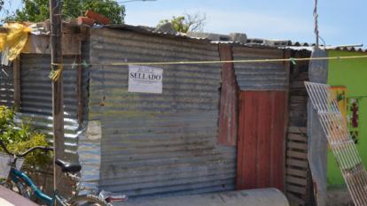 En cuarentena, el predio afectado por peste porcina en Santa Marta