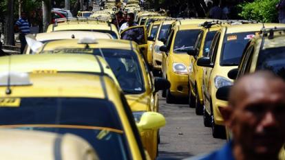 El 20 de abril Distrito inicia censo de taxis en Barranquilla