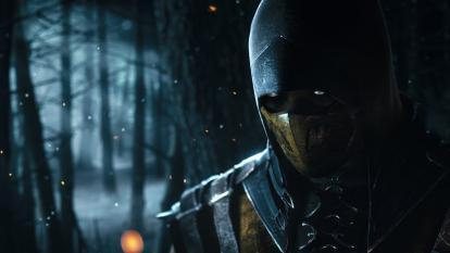 """Videojuego  """"Mortal Kombat""""."""