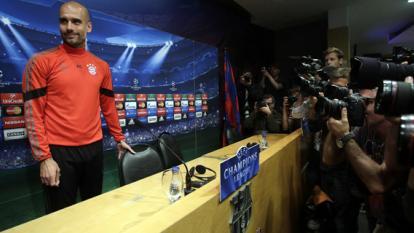 Vengo a hacer mi trabajo: Josep Guardiola