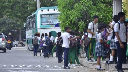 El subsidio del DPS es aportado para los estudiantes de colegios oficiales.