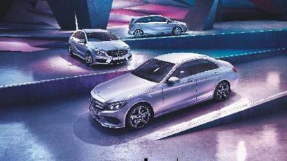 Llega la autogira Mercedes-Benz