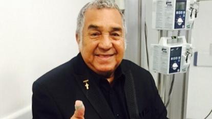 """""""Solo fue un pequeño susto"""": Alci Acosta"""