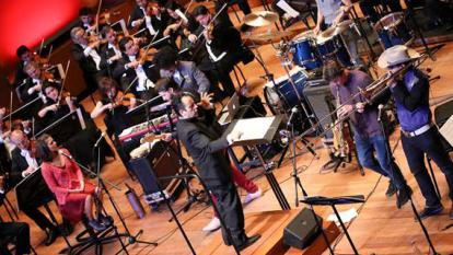 Filarmónica de Bogotá y Puerto Candelaria traen 'Fusión pa' gozá'