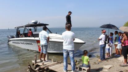 Dos jóvenes mueren ahogados en la bahía de Cartagena