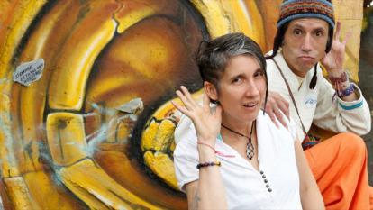 Andrea Echeverri y Héctor Buitrago regresan con 'Reluciente y Rechinante', un álbum que lanzarán en febrero de 2016 para celebrar los 20 años de 'El Dorado'.