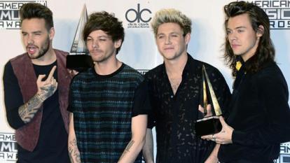One Direction se lleva el máximo premio en los American Music Awards
