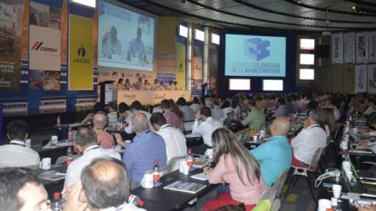 XII Congreso Nacional de la Infraestructura que organiza la Cámara Colombiana de la Infraestructura en Cartagena.