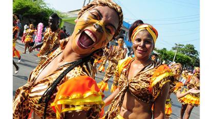 Suroccidente disfrutó de su desfile de Carnaval