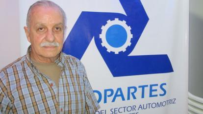 Tulio Zuloaga, presidente de Asopartes.