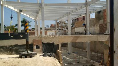 Uso de estructuras de acero reduce tiempos de construcción