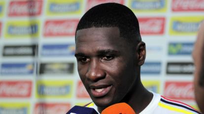 """""""En casa no se puede regalar puntos"""", dice Cristian Zapata"""