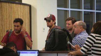 Enrique Iglesias graba en Panamá su nuevo video