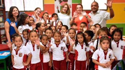 Distrito lanza programa de lectura y escritura en instituciones educativas