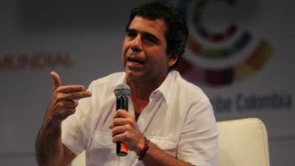 Alex Char, alcalde de Barranquilla