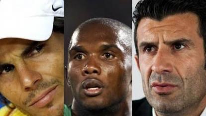 Cinco casos de deportistas que han tenido problemas fiscales