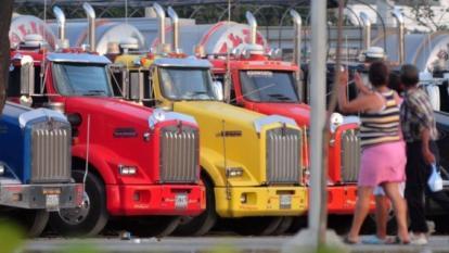 Gobierno dice que paro camionero provocó aumento de la inflación