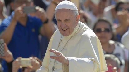 El papa Francisco espera que Colombia blinde la paz para que sea duradera