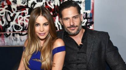 Sofía Vergara y su esposo Joe Manganiello.