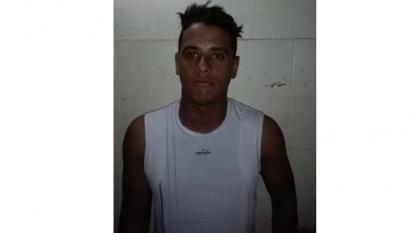 Presunto asesino de Napoleón Perea Jr., un estudiante y mototaxista