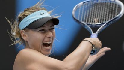 María Sharapova podrá competir en abril de 2017