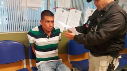Capturado presunto jefe del ELN por homicidios de defensores de DDHH