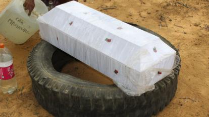 Muere niña wayuu por desnutrición en La Guajira