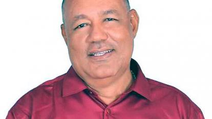 Uldarico Toloza Tundeno, alcalde de Barranco de Loba.